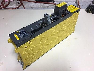 Fanuc Servo Amplifier Unit, A06B-6096-H202 / A02B-6096-H202-R, Used, WARRANTY