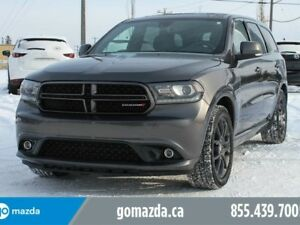 2017 Dodge Durango R/T AWD 5.7 HEMI LEATHER SUNROOF NAVIGATION 7