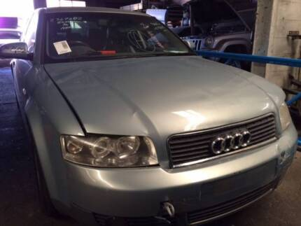 2003 AUDI A4 B6 AUTOMATIC WRECKING FOR PARTS Riverstone Blacktown Area Preview