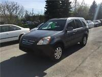 2005 Honda CR-V EX, Safety & ETEST for ON or QC INCL.