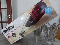 beldray cordless wet dry vacuum