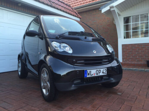 smart smart fortwo coupe softtouch pure in niedersachsen. Black Bedroom Furniture Sets. Home Design Ideas