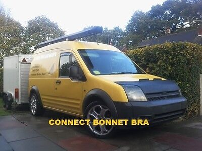 FORD CONNECT 2004-2013  BONNET BRA