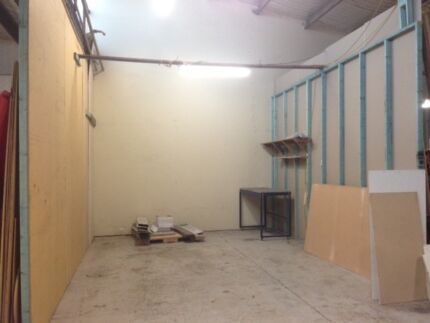 Shared workshop space St Peters St Peters Marrickville Area Preview