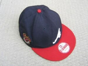ATLANTA BRAVES BASEBALL HAT - NEW ERA BRAND