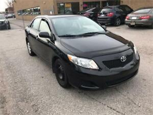 2010 Toyota Corolla CE *free certification this month*
