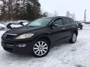 2008 Mazda CX-9 GS*ALL WHEEL DRIVE* LEATHER*SUNROOF*7 PASSENGER