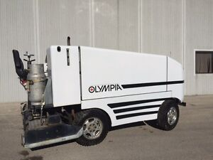 2001 OLYMPIA MILLENNIUM ICE RESURFACER-SIMILAR TO ZAMBONI