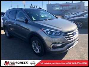 2017 Hyundai Santa Fe Sport SPORT AWD LEATHER! PANORAMIC SUNROOF