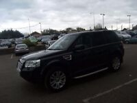 2007 07 LAND ROVER FREELANDER 2.2 TD4 HSE 5d 159 BHP ** GUARANTEED FINANCE ** PART EX WELCOME **