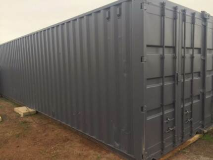 USED SHIPPING CONTAINERS 20FT & 40FT Bakery Hill Ballarat City Preview