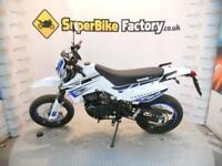2017 LEXMOTO ADRENALINE EFI 125CC, 0% DEPOSIT FINANCE AVAILABLE