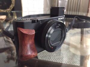 Sony RX100 IV  (4k) pocket cam