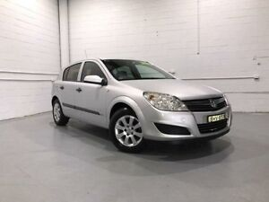 2008 Holden Astra AH MY08.5 60th Anniversary Silver 5 Speed Manual Hatchback Windsor Hawkesbury Area Preview