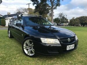 2004 Holden Crewman VZ S Black 4 Speed Automatic Utility Somerton Park Holdfast Bay Preview