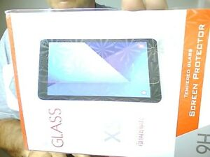 "KINDLE TAB 8'"" SCREEN PROTECTOR. New in pkg. Tempered glass"