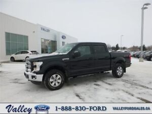 NICELY EQUIPPED & SUPER CLEAN! 2016 Ford F-150 XLT CREWCAB 4X4