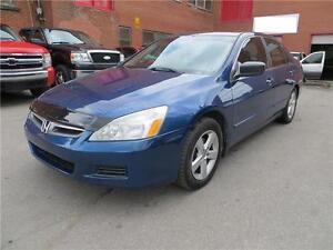 2006 HONDA ACCORD EXL 1 ANS GARANTIE  FULL CELL :514-588-6888