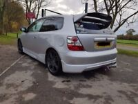 Honda Civic EP2 104k Satin silver Loads Of Modifications !!