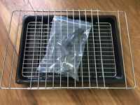 Brand new universal oven tray set