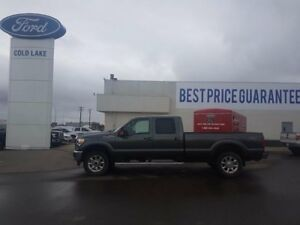2015 Ford F-350 LARIAT, FX4 PACKAGE, REMOTE START, SPRAY IN LINE