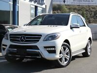 2013 Mercedes-Benz M-Class Certified | One Owner | Premium Packa
