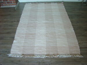 100% Cotton Area Rug