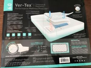 BRAND NEW IN PACKAGE - KING SIZED MATTRESS COVER/PROTECTOR