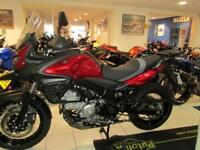 Suzuki DL650 XAL5 ABS V STROM WITH ONLY 4399 MILES FROM NEW
