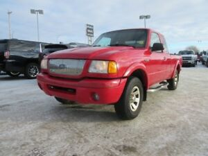 2001 Ford Ranger XLT Appearance. Text 780-205-4934 for more info
