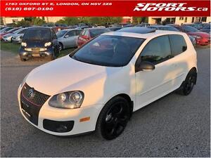 2008 Volkswagen GTI 2.0 Turbo! 6 Speed! Xenons! Sunroof! A/C!