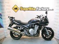 2007 07 SUZUKI BANDIT 1250