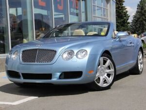 2007 Bentley Continental GT 2dr AWD 2-Door Convertible