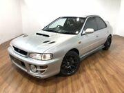 1999 Subaru Impreza N MY99 WRX AWD Silver 5 Speed Manual Sedan Kingsgrove Canterbury Area Preview