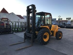 JCB 930 ALL TERRAIN FORKLIFT