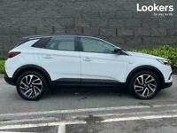 2018 Vauxhall Grandland X 1.5 Turbo D Elite Nav 5Dr Hatchback Diesel Manual