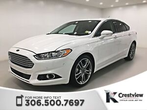 2016 Ford Fusion Titanium AWD   Leather   Navigation *COMING SOO