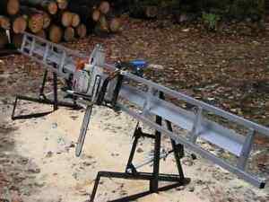 Moulin à scie portatable / Mini Scierie / Mini sawmill portable
