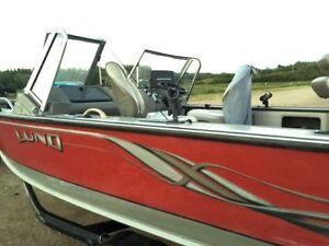 2002 - Lund 1800 Pro V Tournament Series Boat