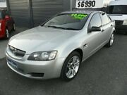 2007 Holden Commodore VE Omega Silver 4 Speed Automatic Sedan Kippa-ring Redcliffe Area Preview