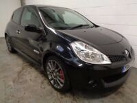 RENAULT CLIO 2.0L 197 F1 EDITION 2007/57, LOW MILES,LONG MOT, HISTORY,WARRANTY, FINANCE AVAILABLE