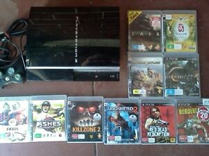 PS3 Controller and Games Inglewood Stirling Area Preview