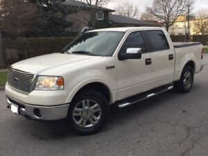 2007 Ford F-150 SuperCrew exelend LARIAT LUXORY TRACK KING