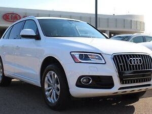 2016 Audi Q5 PROGRESSIV, AWD, HEATED SEATS, NAVI, BACKUP CAM, L