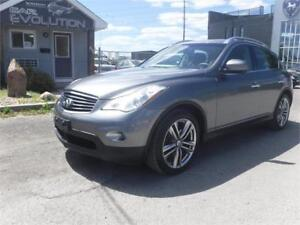 2011 INFINITI EX35 GREAT DEAL AWD, CERTIFIED+WRTY $12900