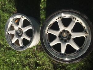 "Mags 18"" Toms racing"