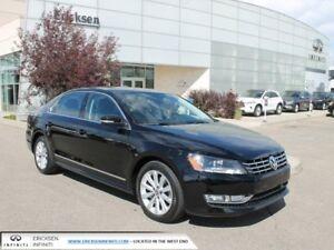 2014 Volkswagen Passat HEATED SEATS/NAVIGATION/SUNROOF/BACK UP C