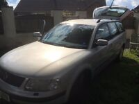 VW Passat 1999. Good runner. MOT till 2017.