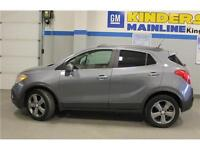 2013 Buick Encore Convenience|LEATHER|BACKUP CAMERA|