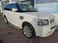 Land Rover Range Rover Sport 3.6TD V8 auto HST F/S/H P/X Swap